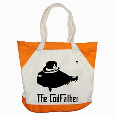 The Codfather Snap Tote Bag