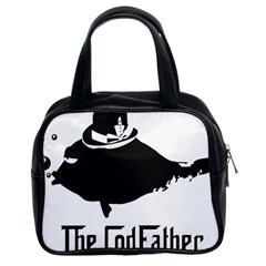The Codfather Twin Sided Satched Handbag