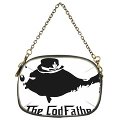 The Codfather Single-sided Evening Purse