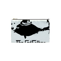 The Codfather Small Makeup Purse