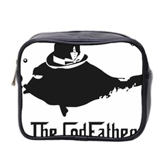 The Codfather Twin Sided Cosmetic Case