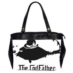 The Codfather Twin-sided Oversized Handbag