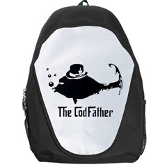 The Codfather Backpack Bag