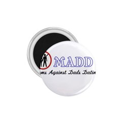 Madd Small Magnet (Round)