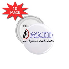 Madd 10 Pack Small Button (Round)