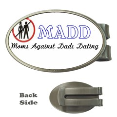 Madd Money Clip (Oval)