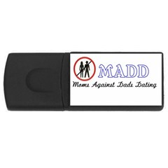 Madd 1Gb USB Flash Drive (Rectangle)