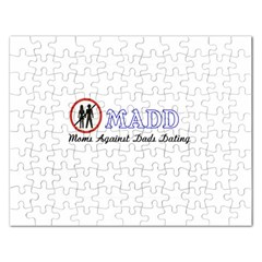 Madd Jigsaw Puzzle (Rectangle)