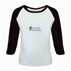 Madd Long Sleeve Raglan Womens'' T-shirt
