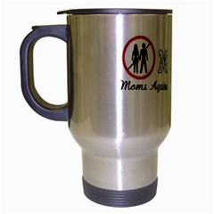 Madd Brushed Chrome Travel Mug