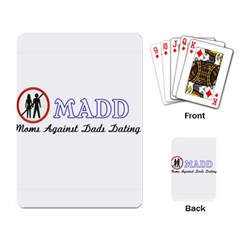 Madd Standard Playing Cards