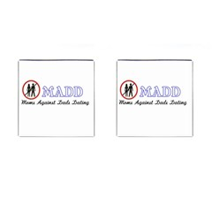 Madd Square Cuff Links