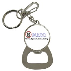 Madd Key Chain with Bottle Opener