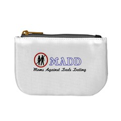 Madd Coin Change Purse