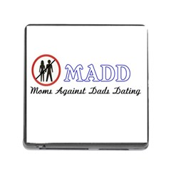 Madd Card Reader With Storage (square)