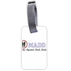 Madd Single-sided Luggage Tag