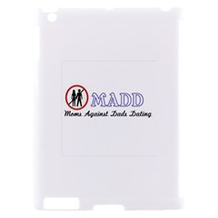 Madd Apple iPad 2 Hardshell Case (Compatible with Smart Cover)