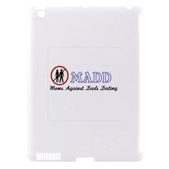 Madd Apple Ipad 3/4 Hardshell Case (compatible With Smart Cover)