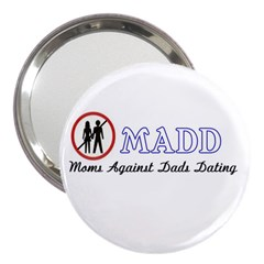 Madd 3  Handbag Mirror