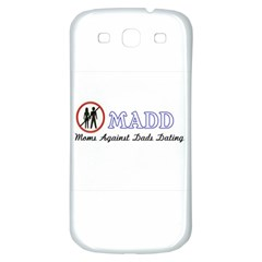 Madd Samsung Galaxy S3 S Iii Classic Hardshell Back Case