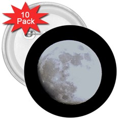 Moon 10 Pack Large Button (round)