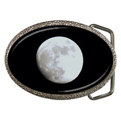Moon Belt Buckle (Oval)