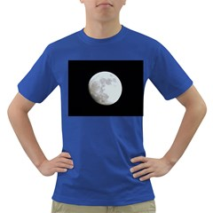 Moon Colored Mens'' T Shirt