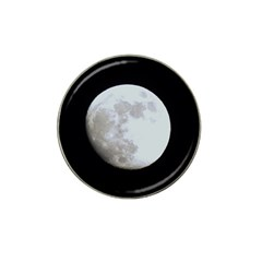 Moon Golf Ball Marker (for Hat Clip)