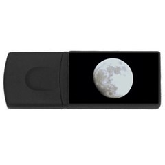 Moon 4Gb USB Flash Drive (Rectangle)
