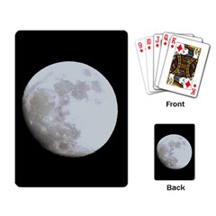 Moon Standard Playing Cards