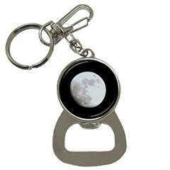 Moon Key Chain with Bottle Opener