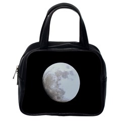 Moon Single-sided Satchel Handbag
