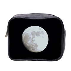 Moon Twin-sided Cosmetic Case