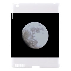 Moon Apple iPad 3/4 Hardshell Case (Compatible with Smart Cover)