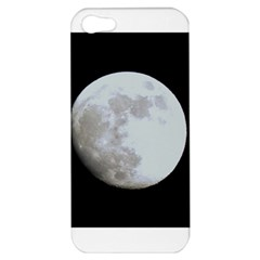 Moon Apple Iphone 5 Hardshell Case