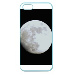 Moon Apple Seamless Iphone 5 Case (color)