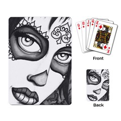Queen of Spades Standard Playing Cards