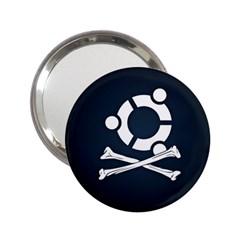 Ubuntu Bone Handbag Mirror