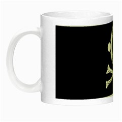 Ubuntu Bone Glow in the Dark Mug