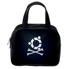 Ubuntu Bone Single-sided Satchel Handbag