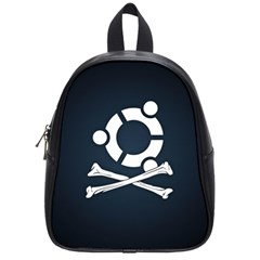 Ubuntu Bone Small School Backpack
