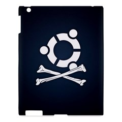 Ubuntu Bone Apple Ipad 3/4 Hardshell Case