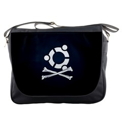 Ubuntu Bone Messenger Bag