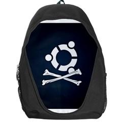 Ubuntu Bone Backpack Bag