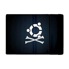 Ubuntu Bone Apple iPad Mini Flip Case