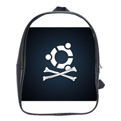 Ubuntu Bone School Bag (XL)