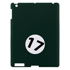 British Racing Green Apple iPad 3/4 Hardshell Case