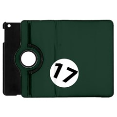 British Racing Green Apple iPad Mini Flip 360 Case
