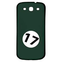 British Racing Green Samsung Galaxy S3 S III Classic Hardshell Back Case
