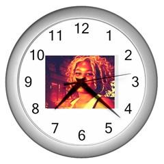 388243 10150363902886169 605096168 8311024 1020004711 N Silver Wall Clock